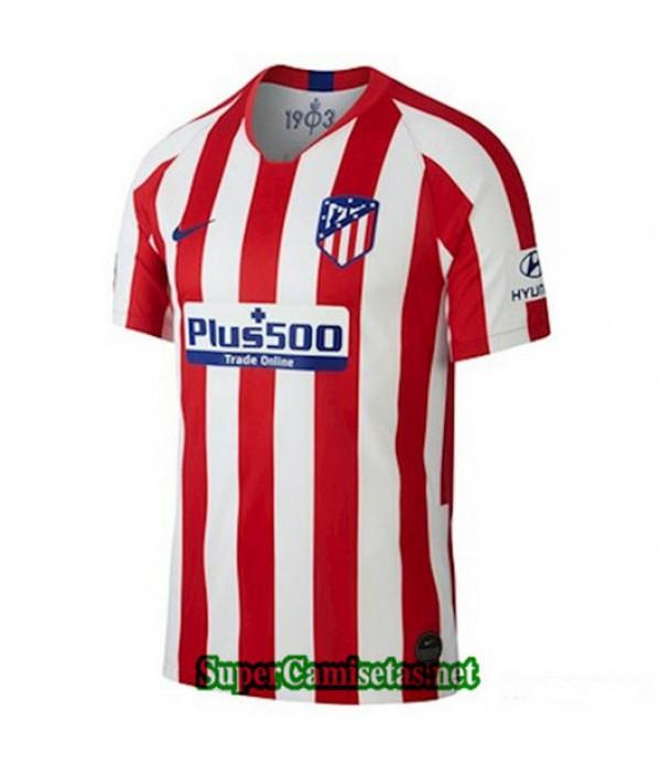 Primera Equipacion Camiseta Atletico de Madrid 2019/20