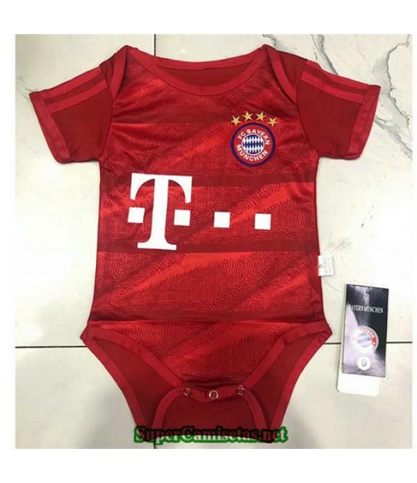 Primera Equipacion Camiseta Bayern Munich Bebé 20...