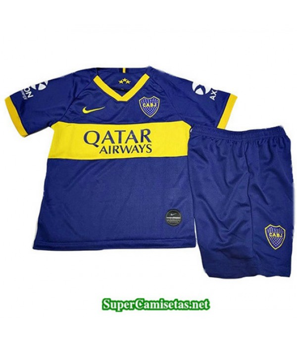 Primera Equipacion Camiseta Boca Juniors Ninos 2019/20