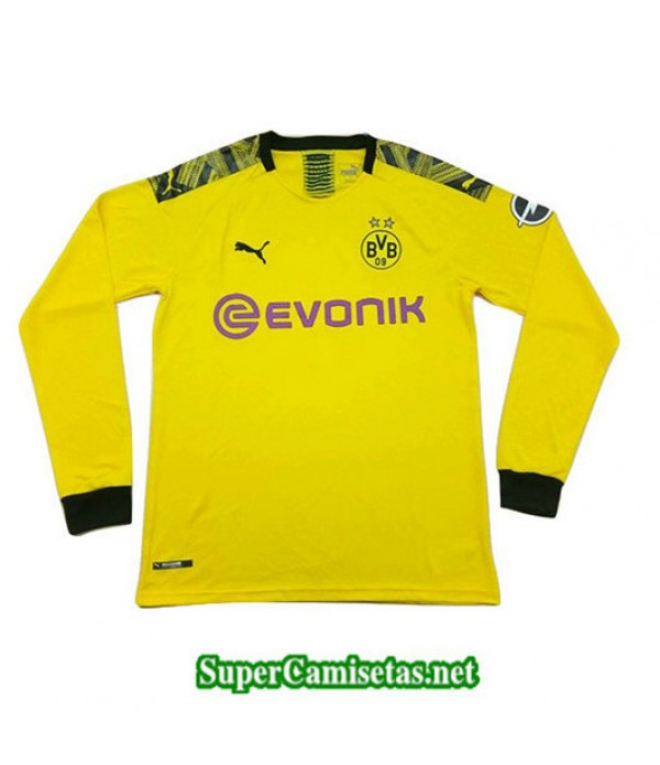 Primera Equipacion Camiseta Borussia Dortmund Mang...