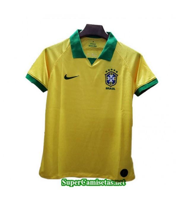 Primera Equipacion Camiseta Bresil Amarillo 2019/20