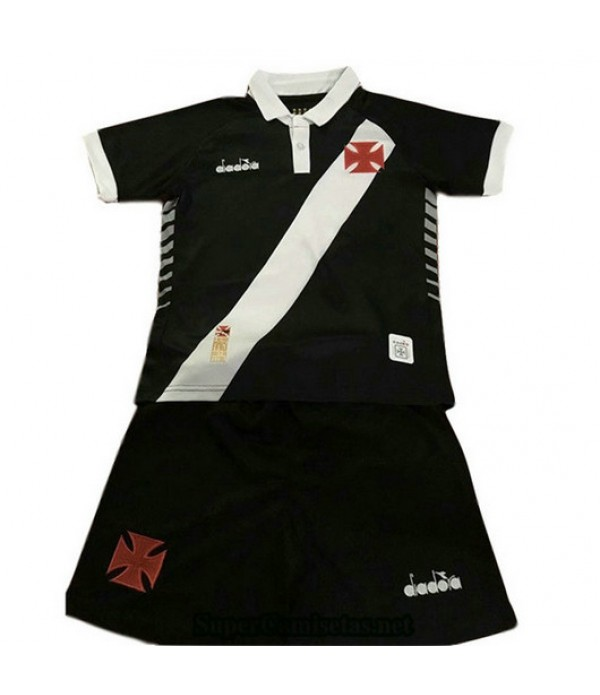 Primera Equipacion Camiseta CR Vasco da Gama Ninos 2019/20