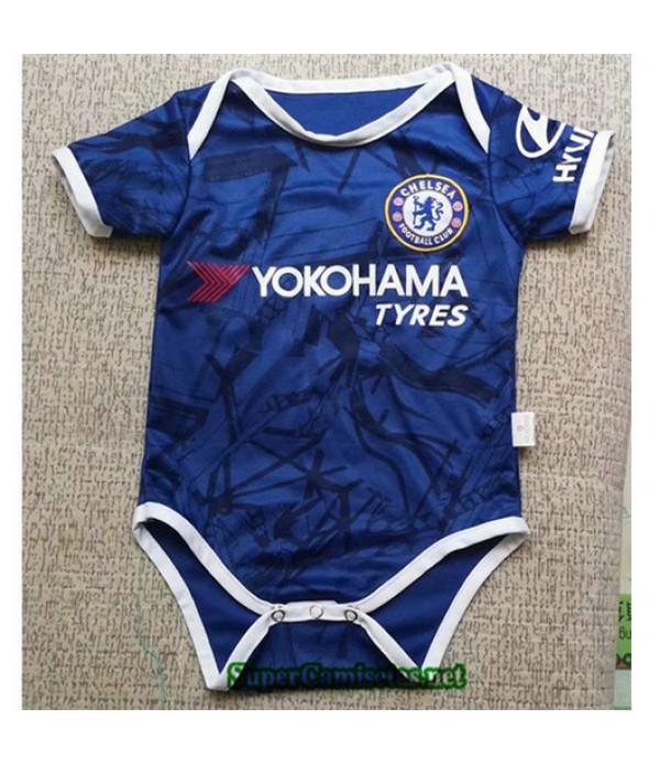 Primera Equipacion Camiseta Chelsea Bebé 2019/20