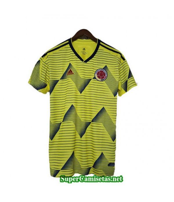 Primera Equipacion Camiseta Colombia Amarillo 2019/20