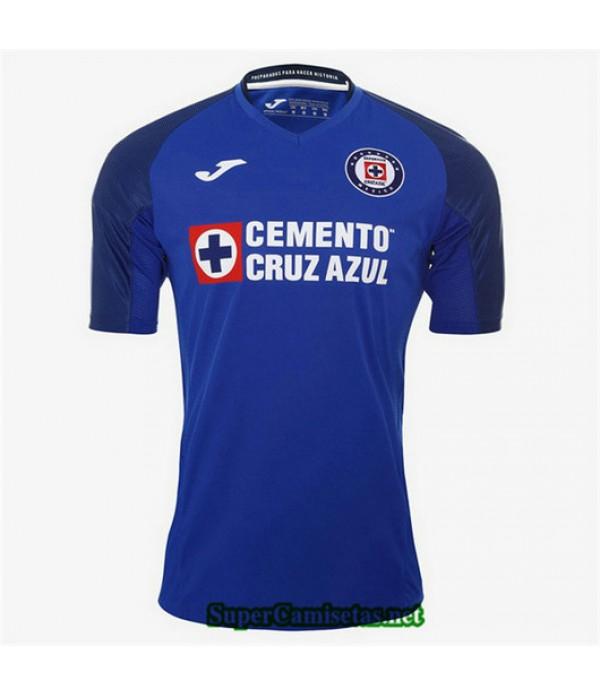 Primera Equipacion Camiseta Cruz Azul Azul 2019/20