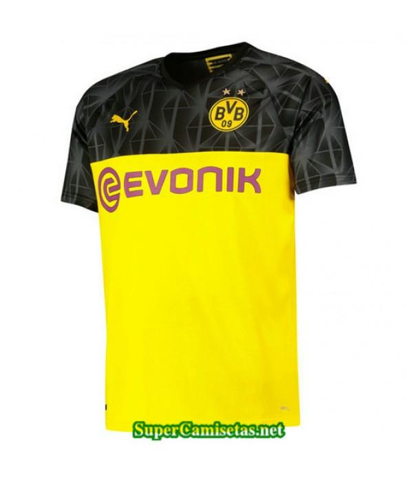 Primera Equipacion Camiseta Dortmund Coupe 2019/20