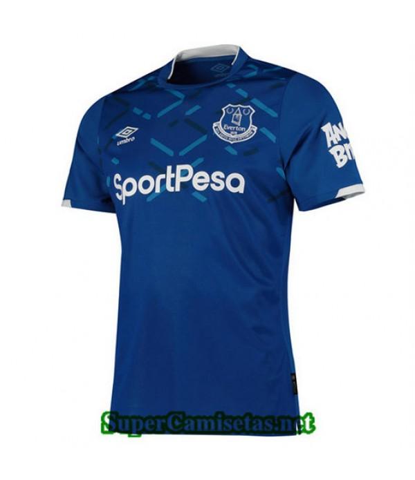 Primera Equipacion Camiseta EVerdeon Azul 2019/20