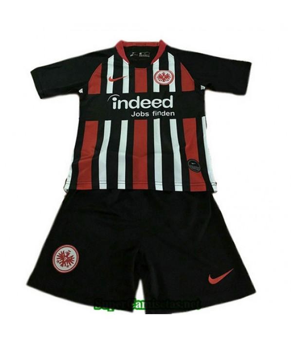 Primera Equipacion Camiseta Eintracht Frankfurt Ninos 2019/20