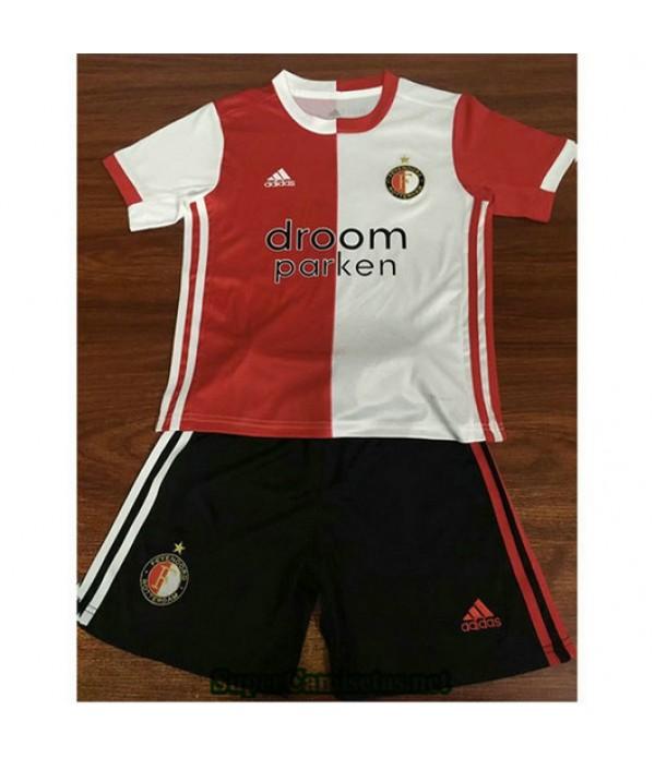 Primera Equipacion Camiseta Feyenoord Ninos 2019/20