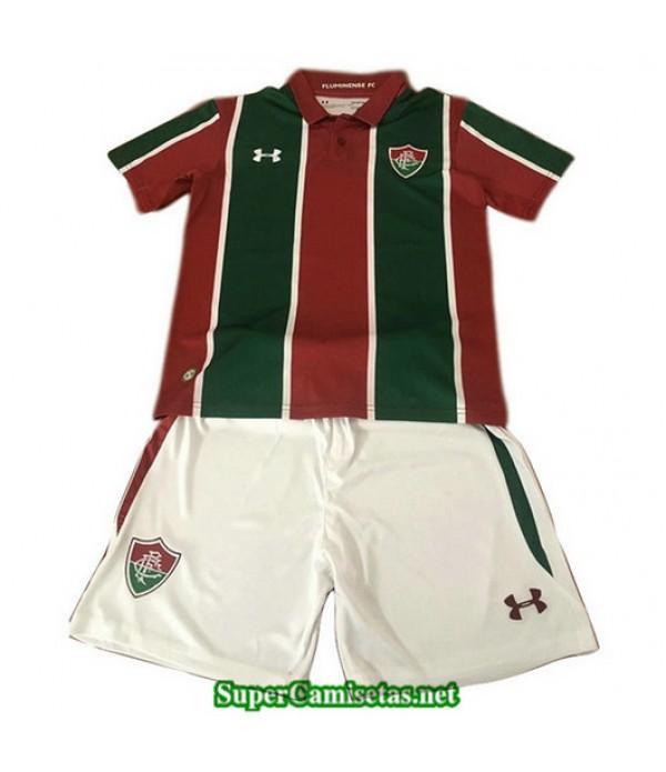 Primera Equipacion Camiseta Fluminense Ninos 2019/20
