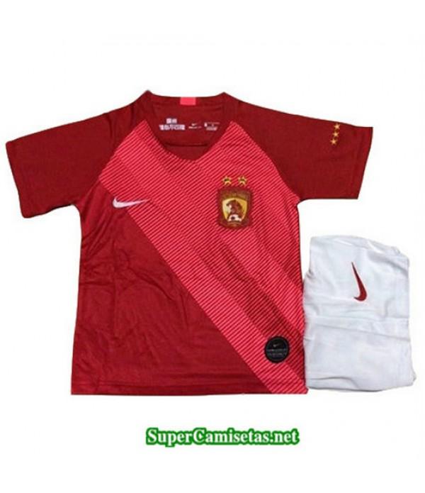Primera Equipacion Camiseta Guangzhou evergrande Ninos 2019/20