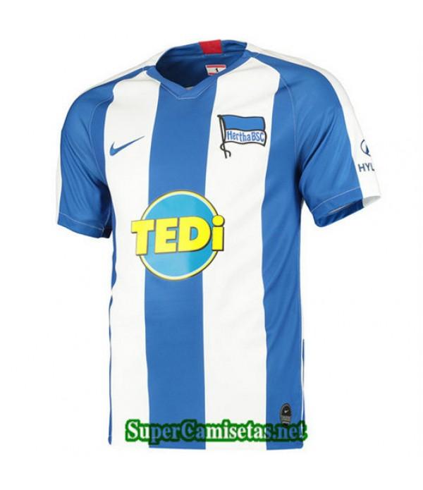 Primera Equipacion Camiseta Hertha BSC 2019/20