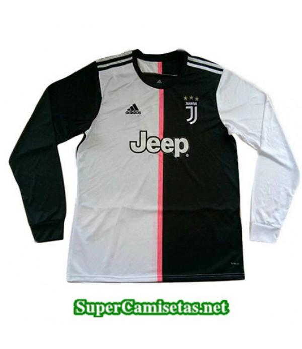 Primera Equipacion Camiseta Juventus Manga Larga 2...