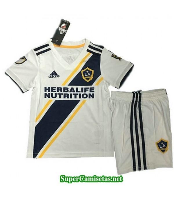 Primera Equipacion Camiseta LA Galaxy Ninos 2019/20