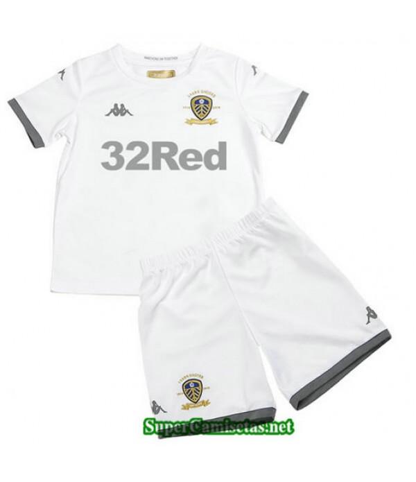 Primera Equipacion Camiseta Leeds United Ninos 2019/20