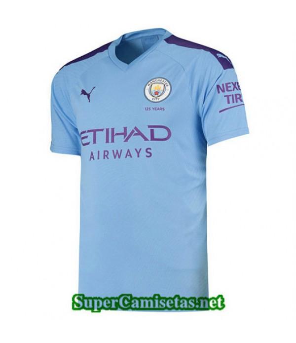 Primera Equipacion Camiseta Manchester City 2019/20