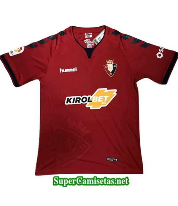 Primera Equipacion Camiseta Osasuna Rojo 2019/20