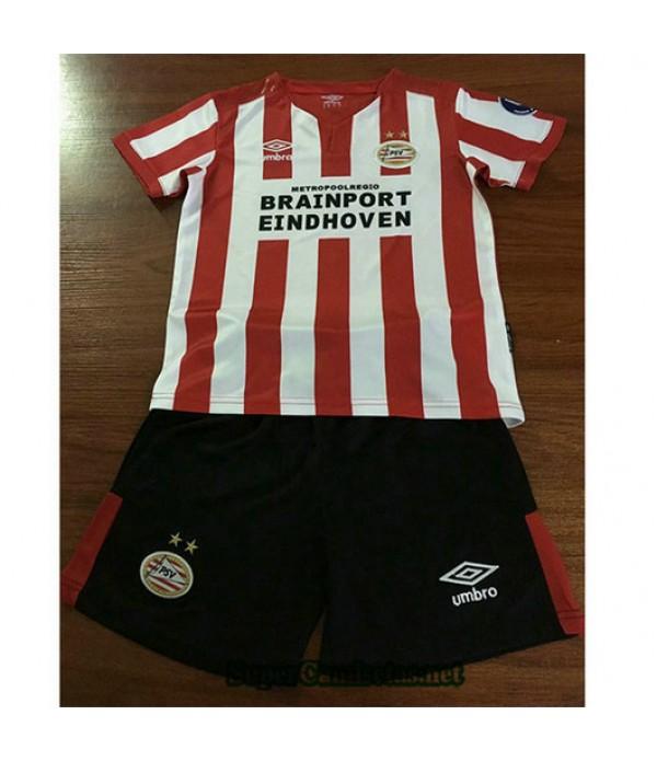 Primera Equipacion Camiseta PSV Eindhoven Ninos 2019/20