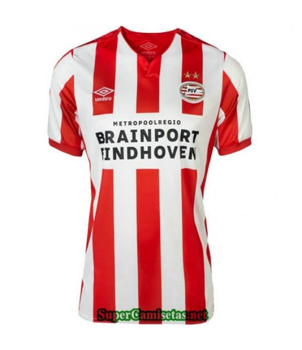 Primera Equipacion Camiseta PSV Eindhoven Rojo 2019/20
