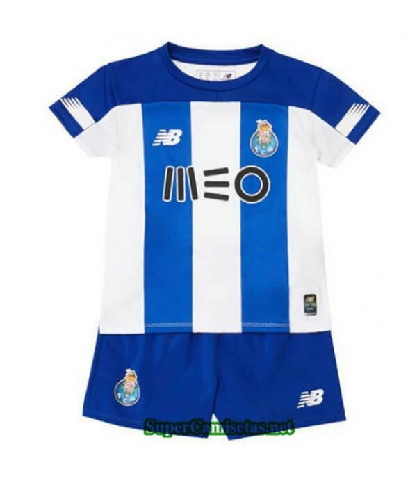 Primera Equipacion Camiseta Porto Ninos 2019/20