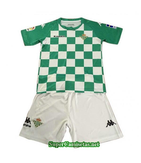 Primera Equipacion Camiseta Real Betis Ninos 2019/20