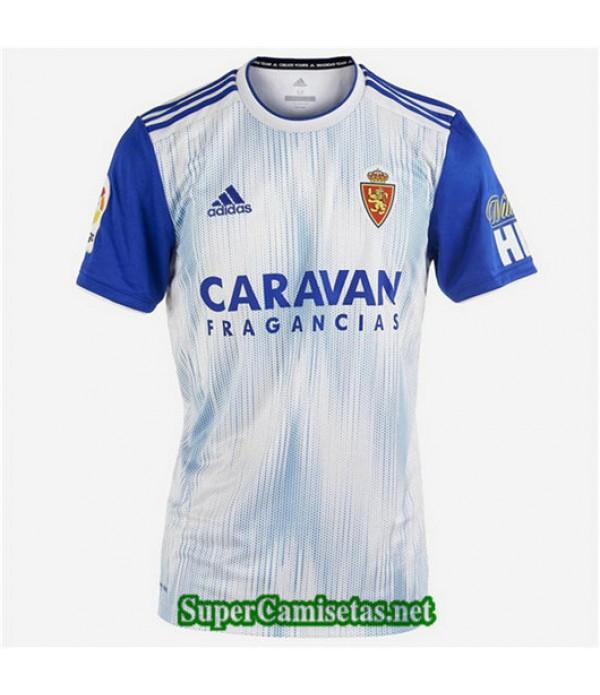 Primera Equipacion Camiseta Real Zaragoza 2019/20