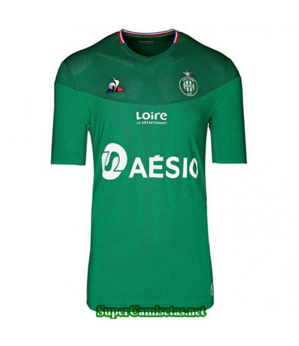 Primera Equipacion Camiseta Santo Etienne Verde 2019/20