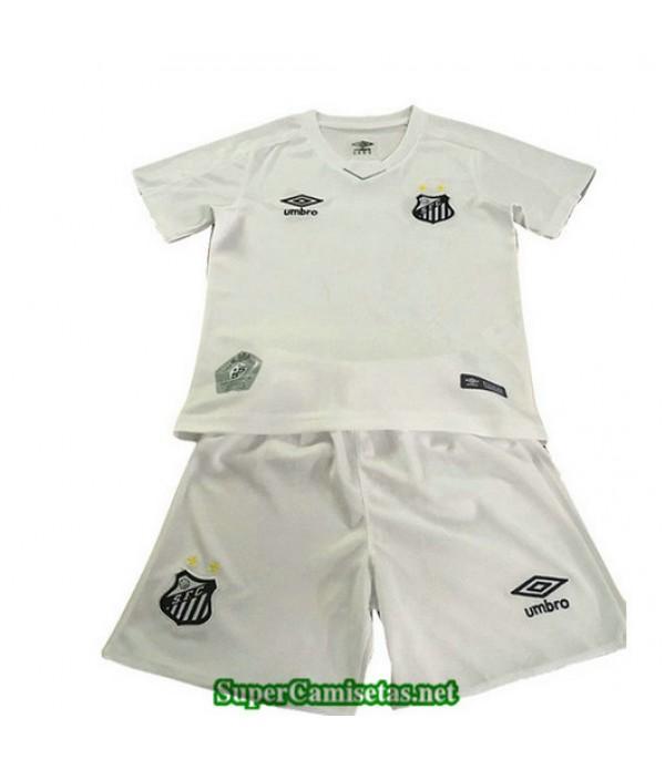 Primera Equipacion Camiseta Santos FC Ninos 2019/20