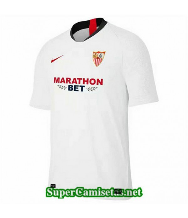 Primera Equipacion Camiseta Sevilla Blanco 2019/20