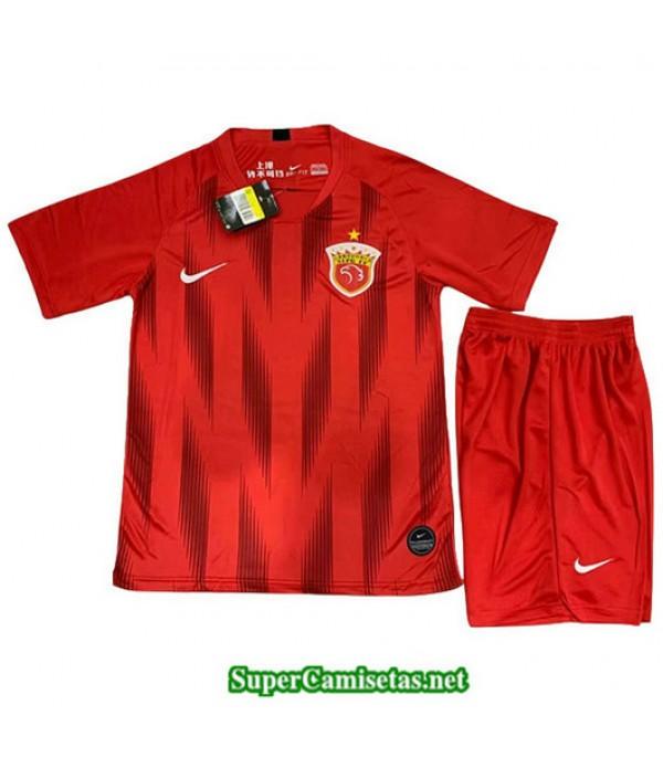 Primera Equipacion Camiseta Shanghai Ninos SIPG Football Club 2019/20
