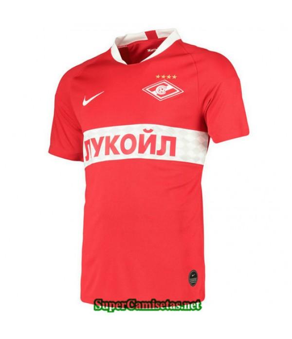 Primera Equipacion Camiseta Spartak Moscú Rojo 2019/20