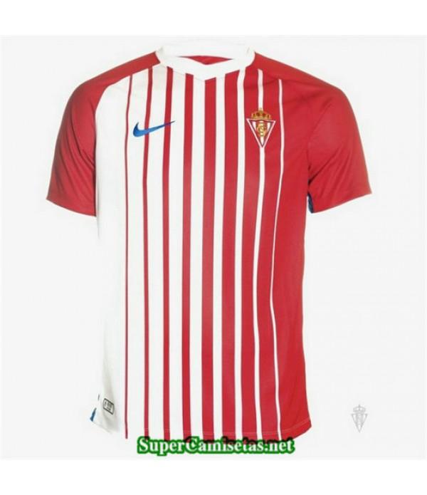 Primera Equipacion Camiseta Sporting Gijon 2019/20