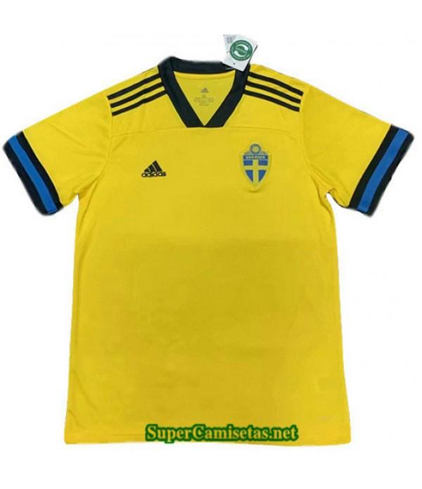 Primera Equipacion Camiseta Suède 2019/20