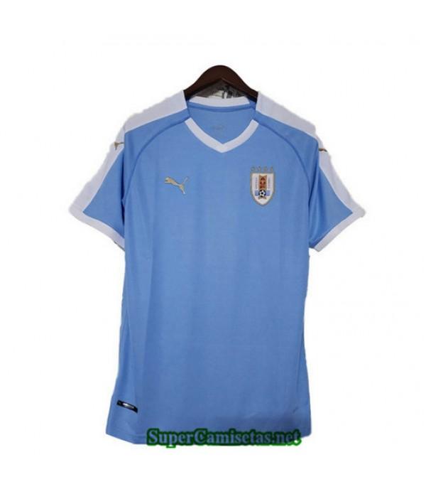 Primera Equipacion Camiseta Uruguay Azul 2019/20