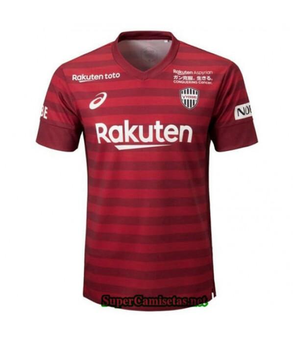 Primera Equipacion Camiseta Vissel Kobe 2019/20