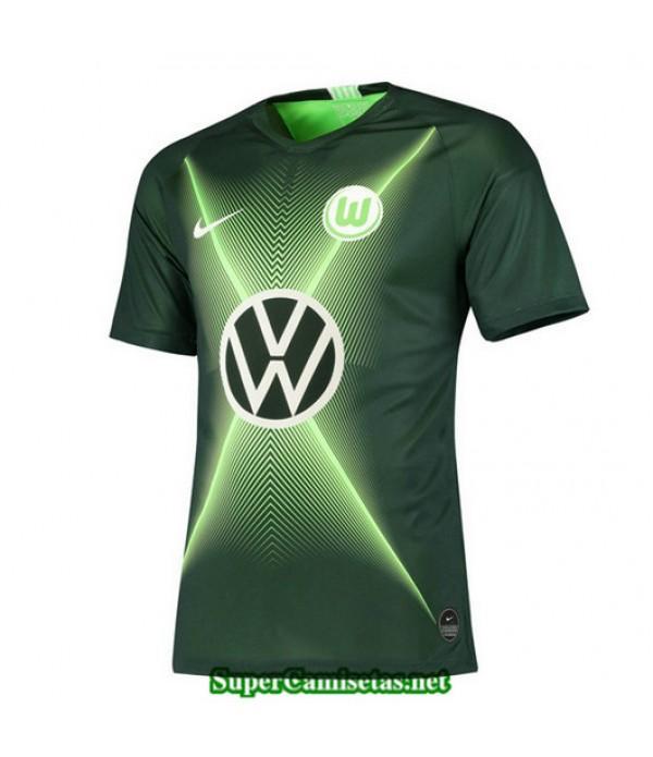 Primera Equipacion Camiseta Wolfsburg Verde 2019/20