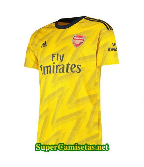 Segunda Equipacion Camiseta Arsenal 2019/20