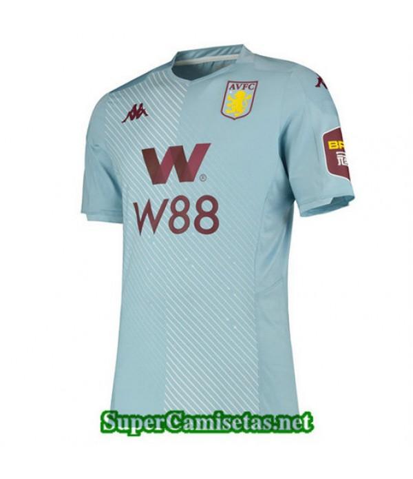 Segunda Equipacion Camiseta Aston Villa 2019/20