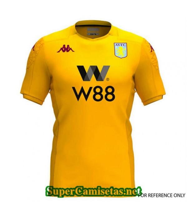 Segunda Equipacion Camiseta Aston Villa Portero 2019/20