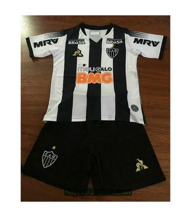 Segunda Equipacion Camiseta Atletico Mineiro Ninos 2019/20