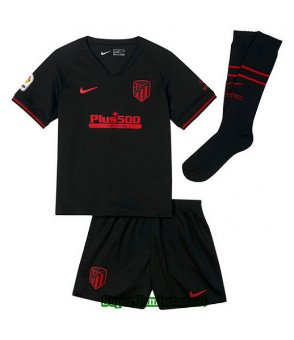Segunda Equipacion Camiseta Atletico de Madrid Ninos 2019/20