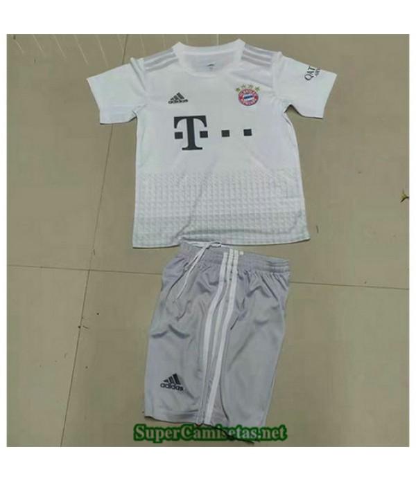 Segunda Equipacion Camiseta Bayern Munich Ninos 20...