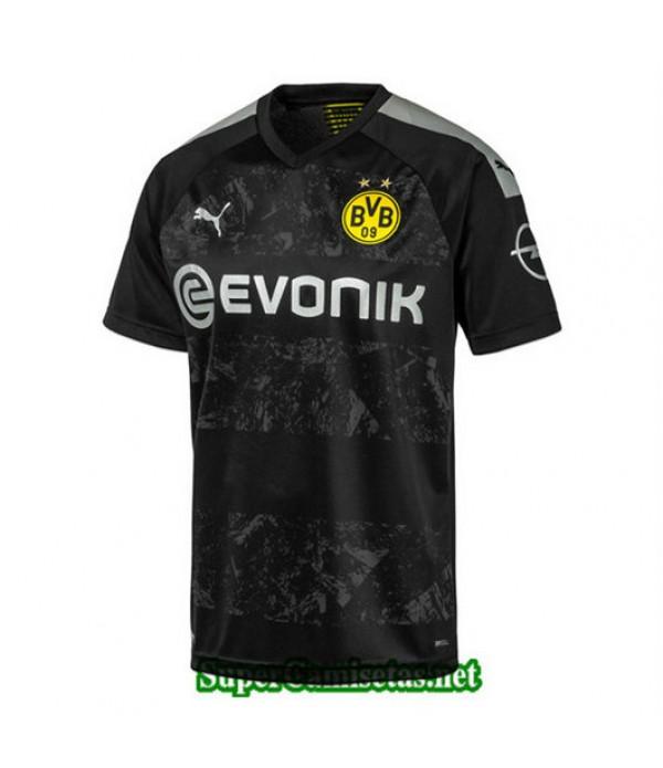 Segunda Equipacion Camiseta Borussia Dortmund BVB 2019/20