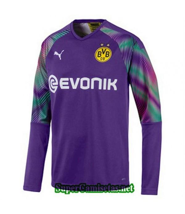 Segunda Equipacion Camiseta Borussia Dortmund Port...