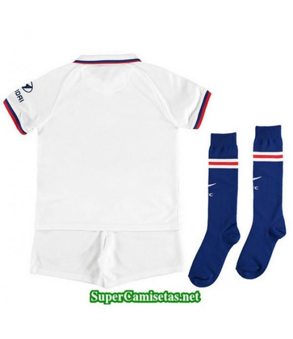Segunda Equipacion Camiseta Chelsea Ninos Blanco 2019/20