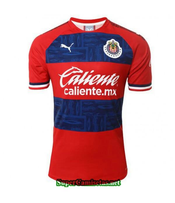 Segunda Equipacion Camiseta Chivas de Guadalajara 2019/20