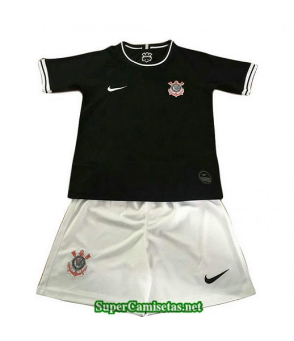 Segunda Equipacion Camiseta Corinthians Ninos 2019/20