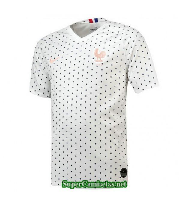Segunda Equipacion Camiseta Francia 2019/20