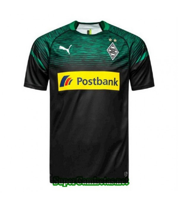 Segunda Equipacion Camiseta Gladbach 2019/20