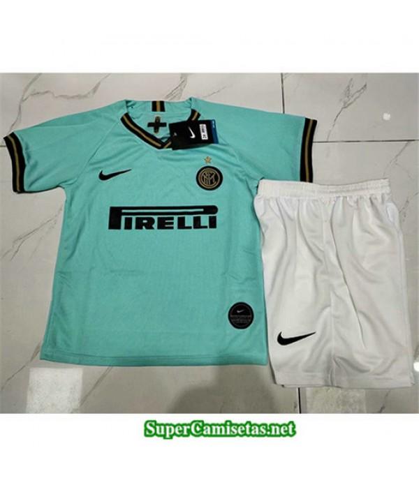 Segunda Equipacion Camiseta Inter Milan Ninos 2019...